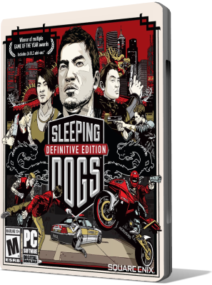 Sleeping Dogs Definitive Edition DOWNLOAD PC SUB ITA (2014)
