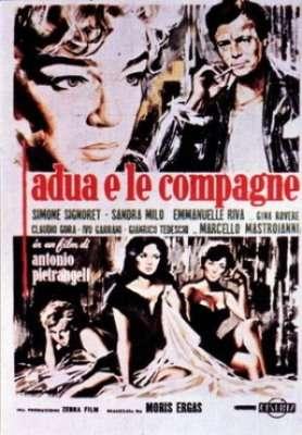 Adua e le compagne (1960) Dvd5 Custom ITA - MULTI