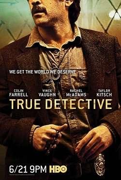 True Detective - 2. Sezon - Tüm Bölümler - HDTV XviD