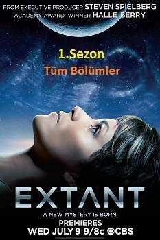 Extant - 1.Sezon Tüm Bölümler - HDTV x264