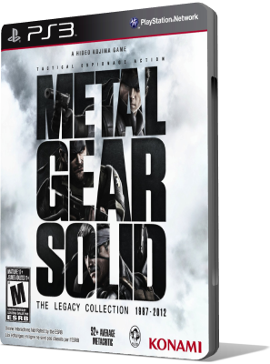 [PS3] Metal Gear Solid: The Legacy Collection (2013) - SUB ITA